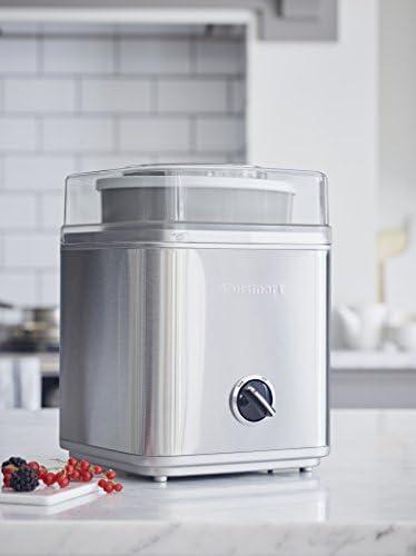Cuisinart ICE30BCU Ice Cream Maker - Silver