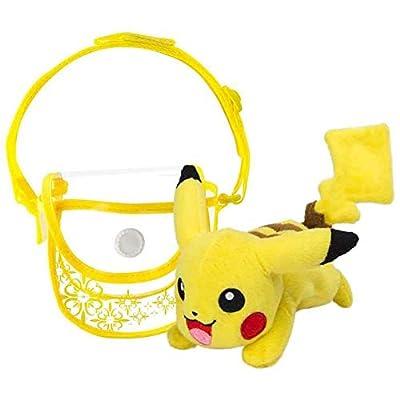 Pokémon Petite Pals Shoulder Plush, Fennekin: Toys & Games