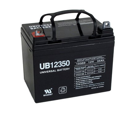 35 amp hour 12 volt battery - 2