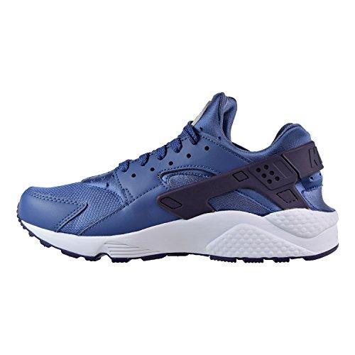 Baskets Nike Bleu Huarache Air Homme HzrzE4