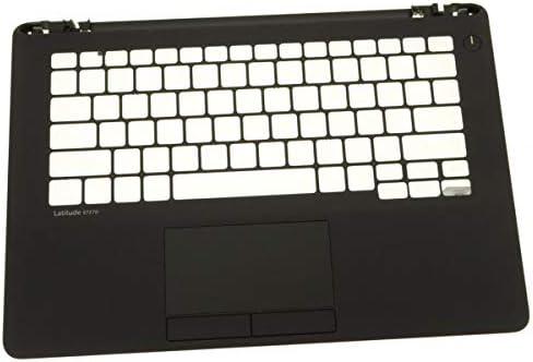 純正 PT Dell Latitude E7270 パームレスト タッチパッド アセンブリ 0P1J5D P1J5D