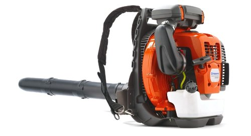 Husqvarna Backpack Blower - Husqvarna 570BTS powerful X-Torq engine, 65.6 cm³ Speed Backpack Blower