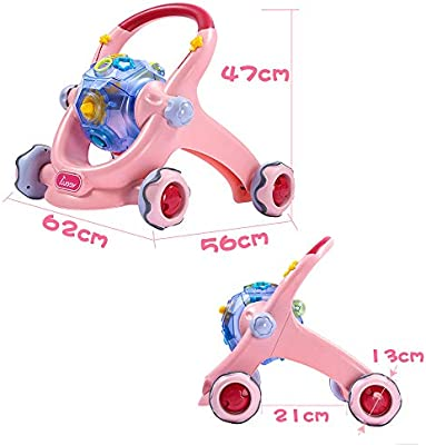FZTX-LPX Andador para Bebés, Andador Multiusos, Carrito De Música ...