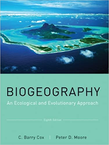 Biogeography An Ecological and Evolutionary Approach