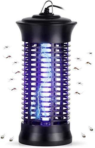 USB Puissance UV pi/ège /à moustiques Lumi/ère LED photocatalyse Pest Catcher Pi/ège luminosit/és Muet pour Chambre Ext/érieure,S AILTAL Lampe Tueur /électronique Mosquito