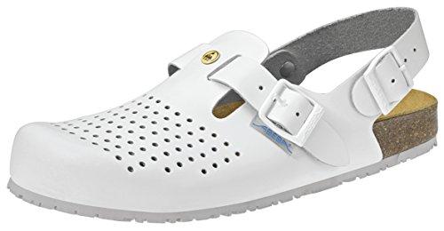 Abeba 36796-44 Uni6 sandale ESD-Scarpe, taglia 44, colore: nero