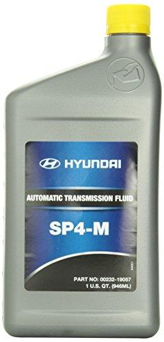 Hyundai Transmission - HYUNDAI Genuine 00232-19057 Automatic Transmission Fluid