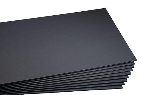 Carton plume precision noir 5 mm 70 x 100 cm 1 unité : amazon.fr