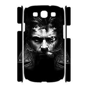 QSWHXN Wolverine Customized Hard 3D Case For Samsung Galaxy S3 I9300