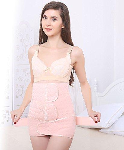 Maternity Belt,Slimyoga 100% Cotton Breathable Postpartum