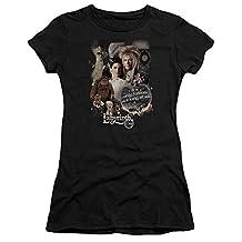 Labyrinth 25 Years of Magic Juniors Premium Bella Shirt