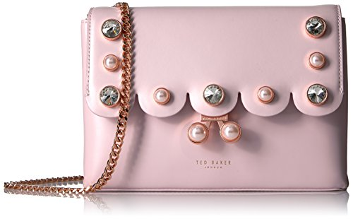 Ted Baker Women Saraa,dusky pink,One Size