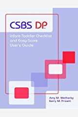 Communication and Symbolic Behavior Scales Developmental Profile (CSBS DP) Infant-Toddler Checklist and Easy-Score Paperback