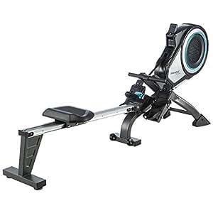 skandika Elite Pro - máquina remo - plegable - tecnología