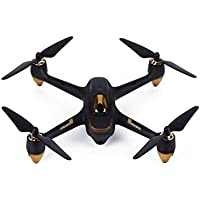 Wotryit Hubsan H501S X4 5.8G FPV Brushless With 1080P HD Camera GPS RC Quadcopter RTF (black)