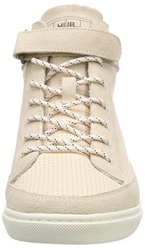 Wht Soft HubAkita Donna Nubuck Sneaker L Rose 067 Pink Alta Perf Rosa Wqvw8pcOwB