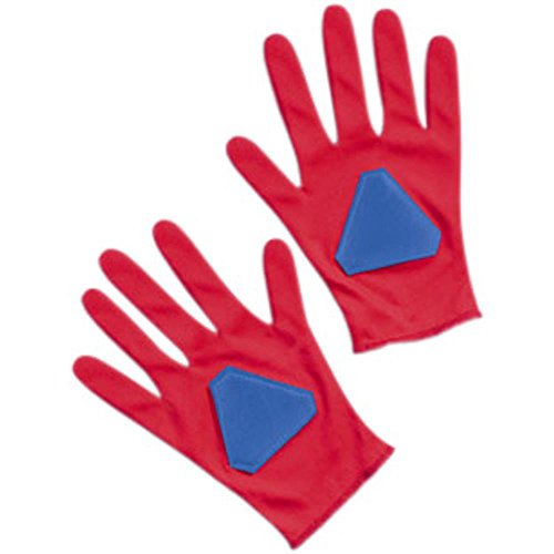Child's Special Power Ranger Costume Gloves