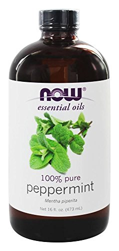 NOW Foods Peppermint Oil oz