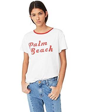 Mango Women's Organic Cotton T-Shirt