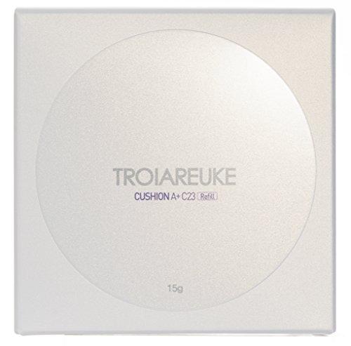 [Troiareuke] A Cushion (Acsen Cushion (Acne + Sensitive)) foundation refill 15g (#23 Natural ()