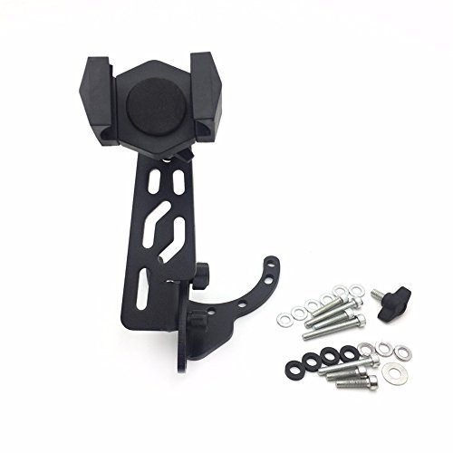 HTT Motorcycle Camera/ GPS /Cell Phone/ Radar Tank Mount With Holder For Yamaha/ Ducati/ Triumph/ Suzuki Motorcycles - All years with traditional gas caps except GSX-R 1000 (2007-2008)
