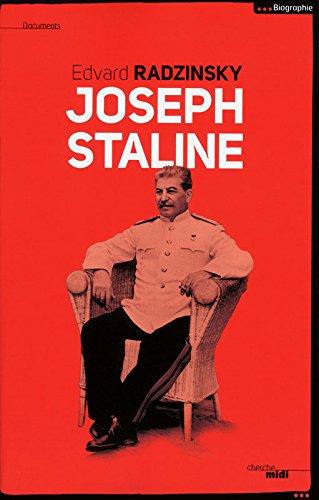 Joseph Staline Broché – 13 janvier 2011 Edvard RADZINSKY Anne COLDEFY-FAUCARD Cherche Midi 274911702X