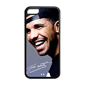 Customize Famous Singer Drake Back Cover Case for iphone 5C WANGJING JINDA