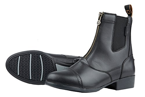 Dublin Damene Toppen Zip Paddock Boot Sort