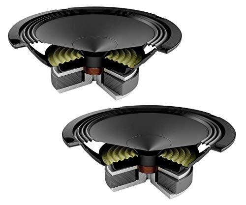 Audison APK 163 3-way Component System 16.5 cm Apk Kit 163 3Way Ap 1 Ap 6.5 Ap 4 Grilles Xover