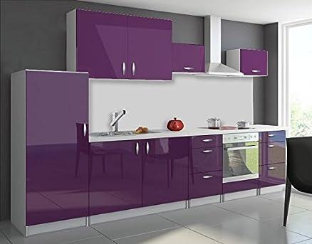Beautiful Cucina Color Melanzana Contemporary - Acomo.us - acomo.us