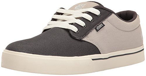 Etnies Jameson 2 Eco skateboard scarpe, navy/grigio, grigio (Dark Grey/Light Grey), 42