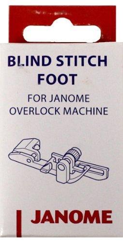 Janome Serger - Blind Stitch Foot (Hem Blind Foot Serger)