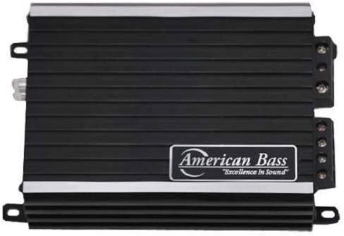 1 Channel 1600W 1 OHM Stable Amplifier 800W RMS American Bass PH1600MD