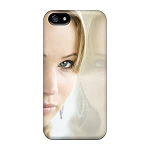 New Arrival Cover Case With Nice Design For Iphone 5/5s- Celebrities Jennifer Lawrence