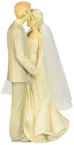Enesco Foundations Bride Groom Figurine
