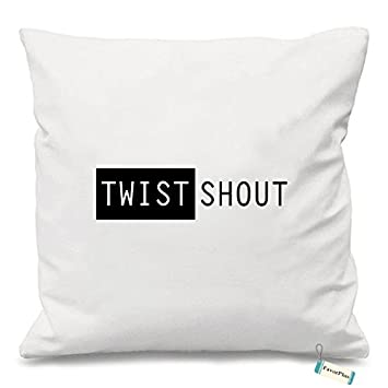 Amazon.com: FavorPlus Twist and Shout Custom Square Sofa ...