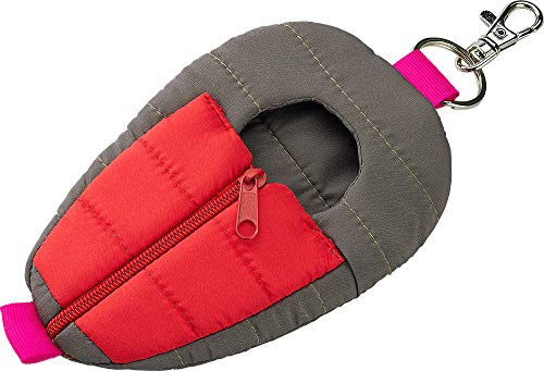 Good Smile Nendoroid Pouch: Sleeping Bag (Grey & Red Version) Figure Accessory