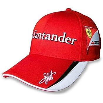 a994da420d8a52 Amazon.com: Ferrari Sebastian Vettel Driver #5 Hat: Sports & Outdoors