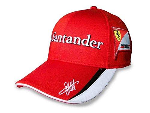 Ferrari Sebastian Vettel Driver #5 Hat (Scuderia Ferrari Cap)