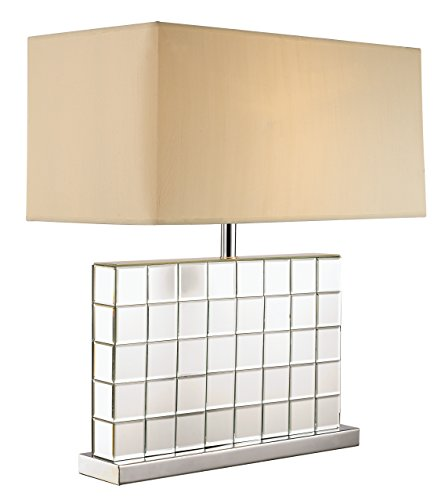 Trans Globe Lighting Tiled Mirror Table Lamp by Trans Globe Lighting