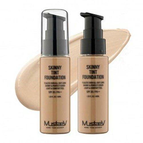 MustaeV - Skinny Tint Foundation - Bright ()