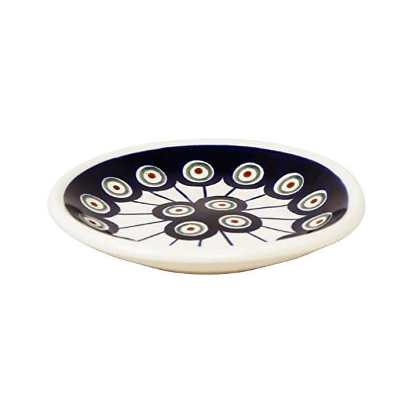 Small Ceramic Plate (Sushi Disc) ø11,6cm Decor 8