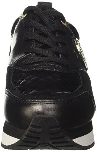 Negro Nero Mujer para Guess Zapatillas Rimma qxtF0wXCI