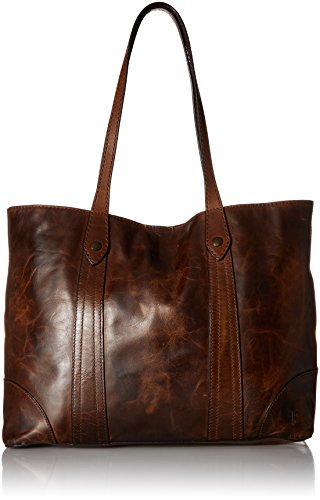 Frye Melissa Shopper, Dark Brown ()