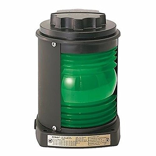 Series 1127-1130 Navigation Light (Type: Green Side Light Visibility Arc: 112.5) By Perko, - Arc Vessel