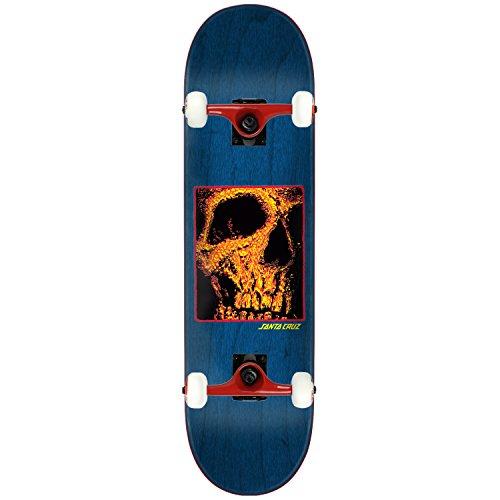(Santa Cruz Skateboard Complete Street Creep Redux 8.25