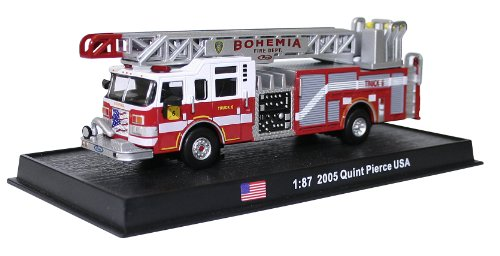 Quint Pierce USA - 2005 diecast 1:87 fire truck model