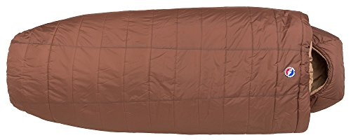 Big Agnes Whiskey Park 0F Synthetic Sleeping Bag - (Bag Whiskey)