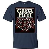 Greta Van Fleet Tour Shirt