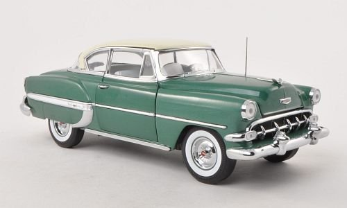 Chevrolet Bel Air Green - 2